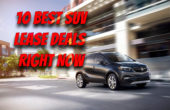 10 Best SUV Lease Deals Right Now in Canada & USA