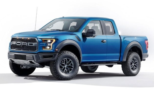2019 Ford F-150 Raptor II Super Crew New Design Pictures - Most Affordable Trucks 2019