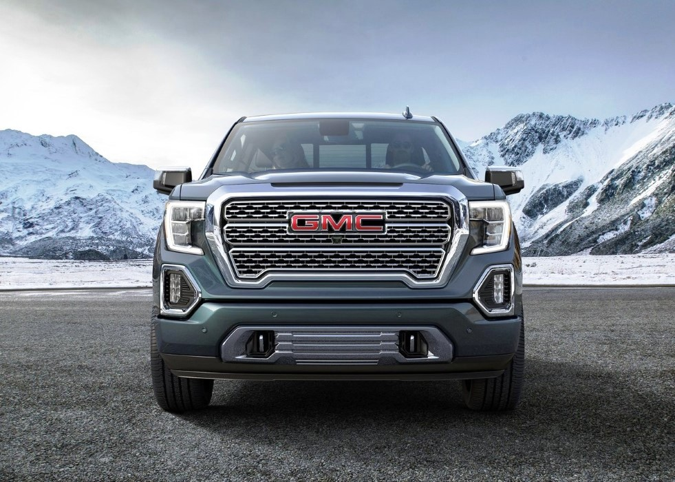 2020 GMC Sierra - Most Affordable Trucks 2019