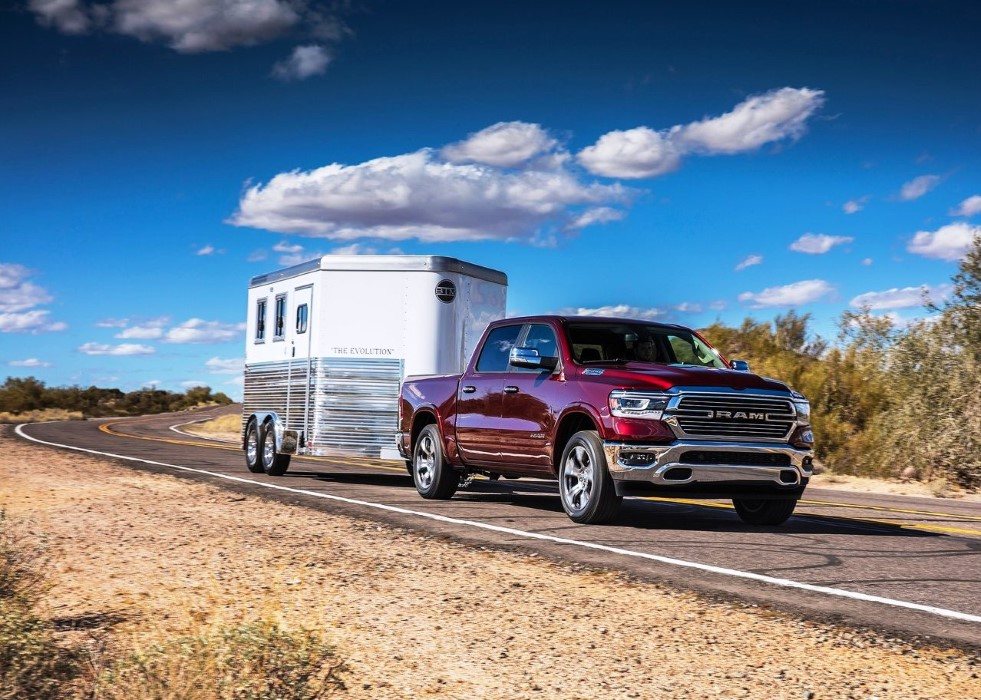 2020 RAM 1500 - Most Affordable Trucks 2019