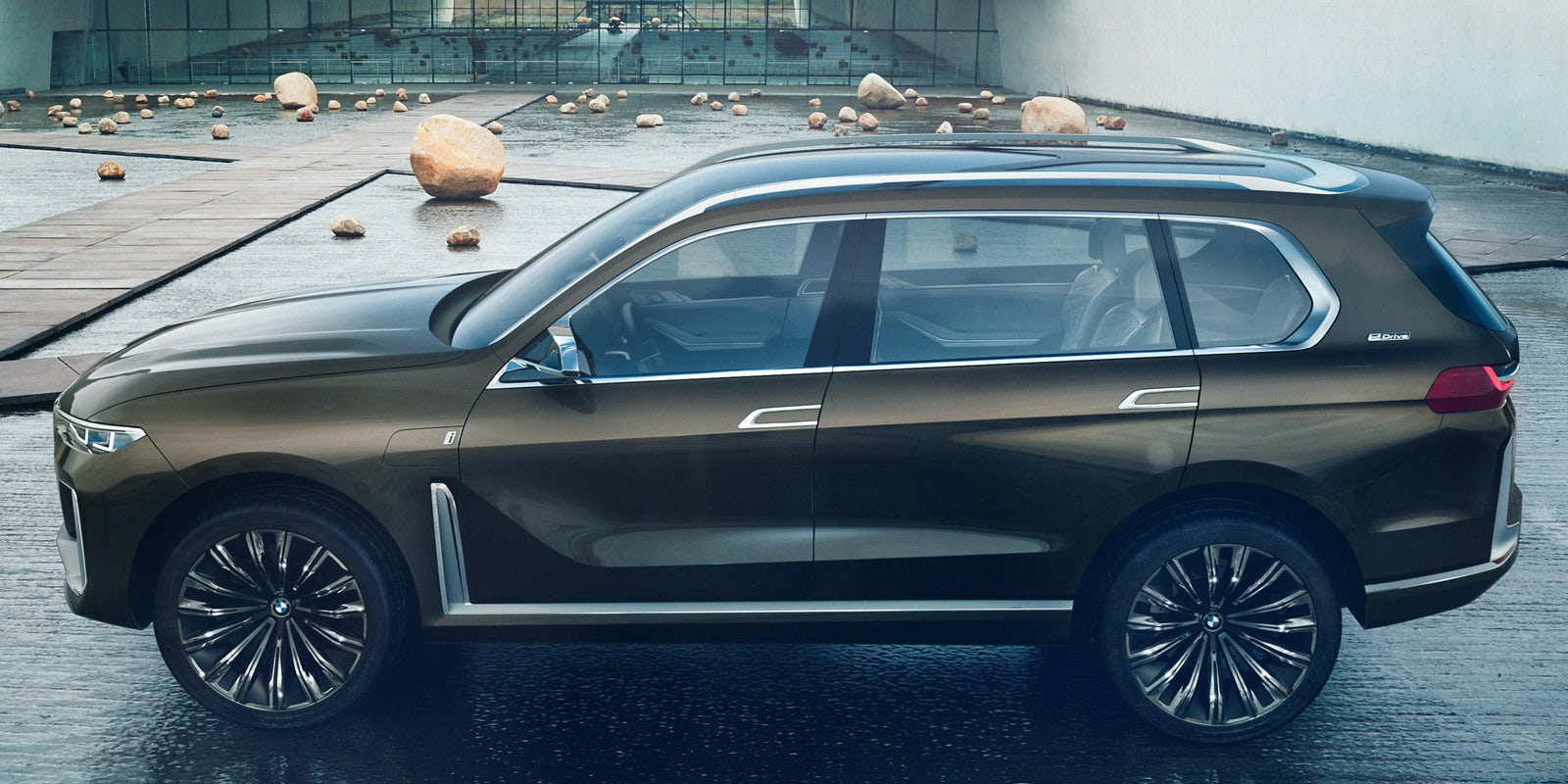New BMW X7- 2019 SUV Worth Waiting for