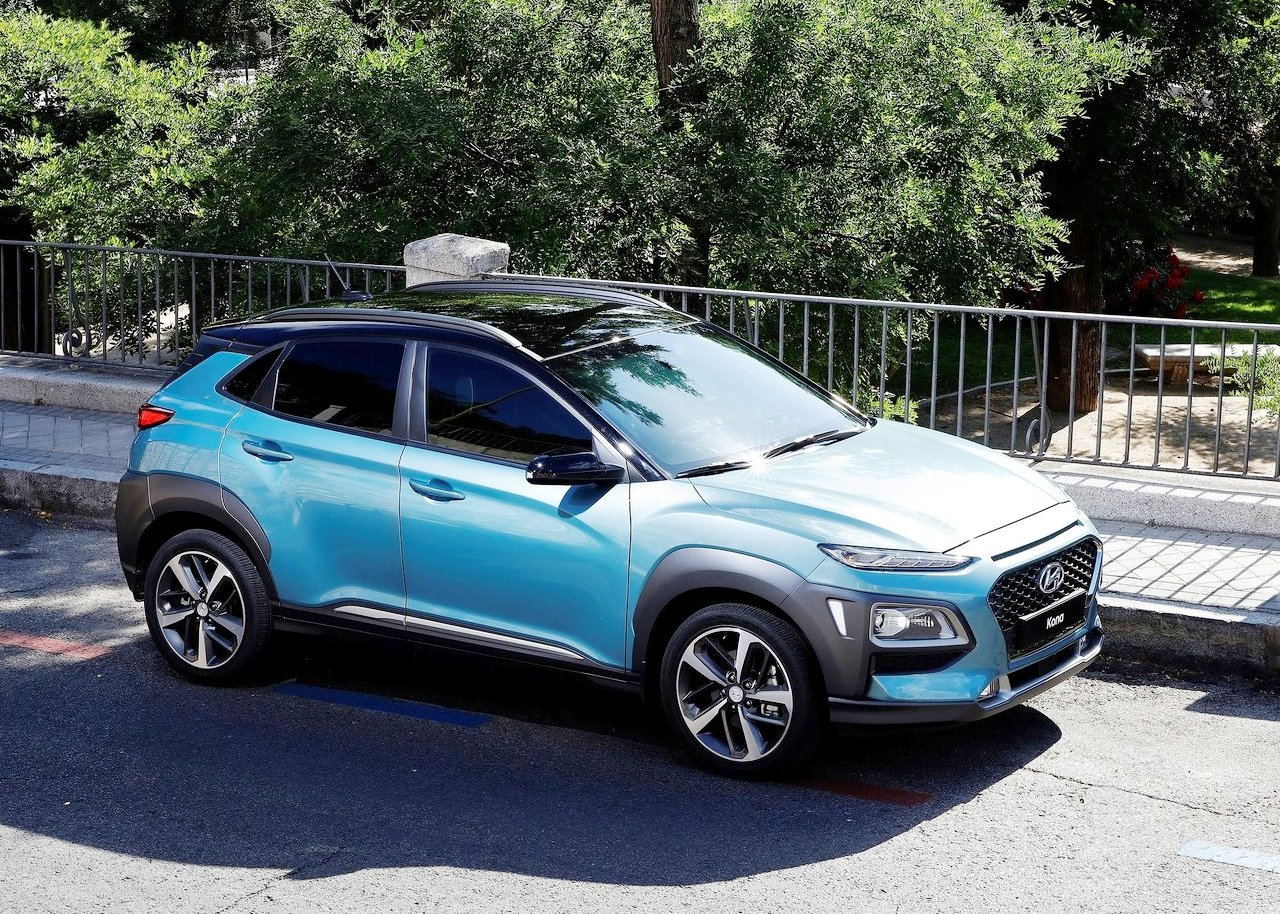 New Hyundai Kona - Best Crossover Lease Deals Right Now