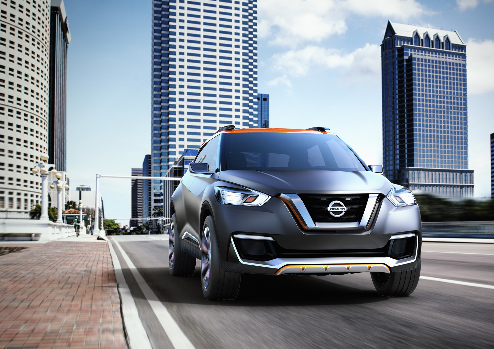 New Nissan Kicks Lease Deals