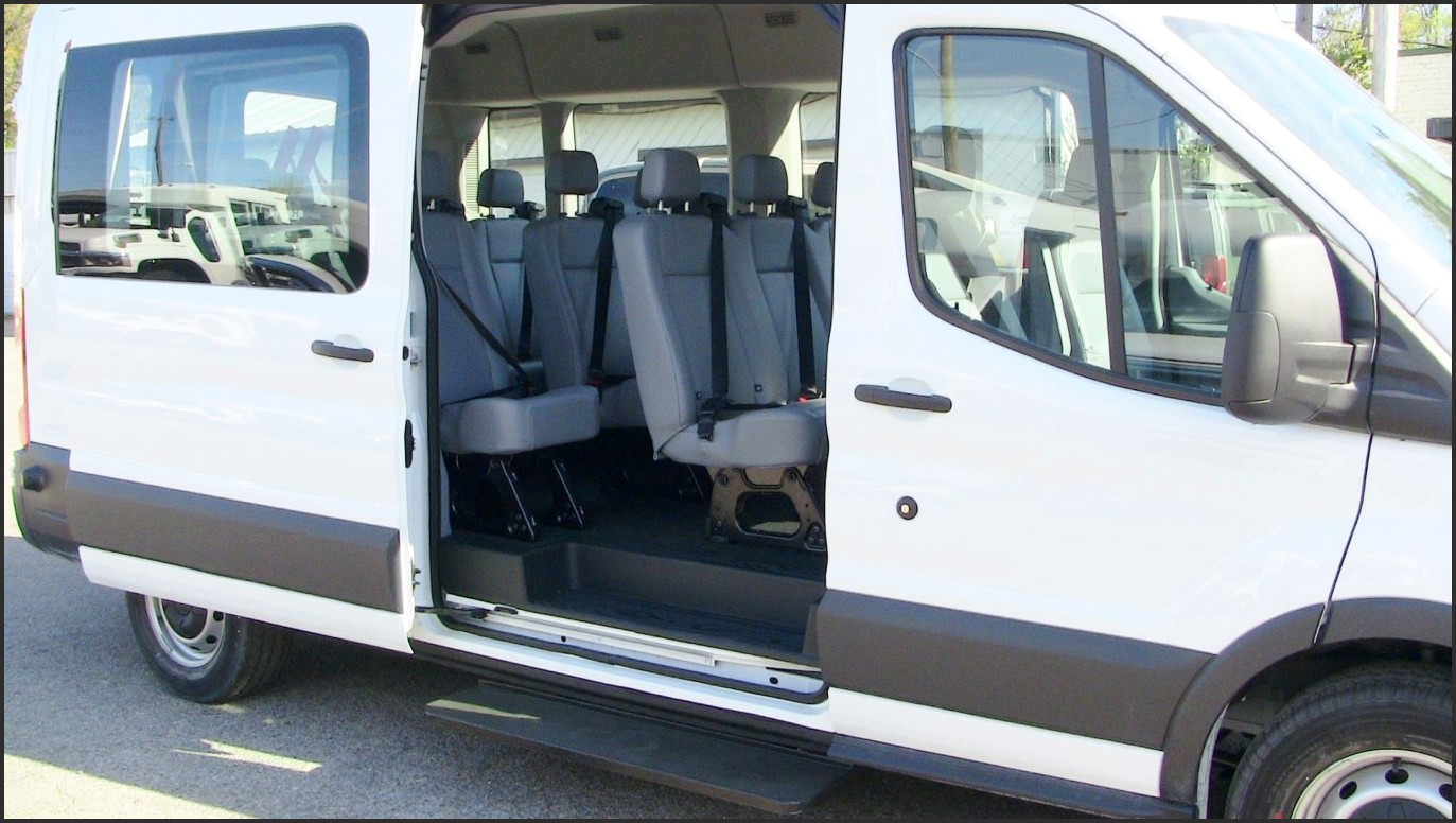 2020 Ford Transit 15 Passenger Van For Sale Used
