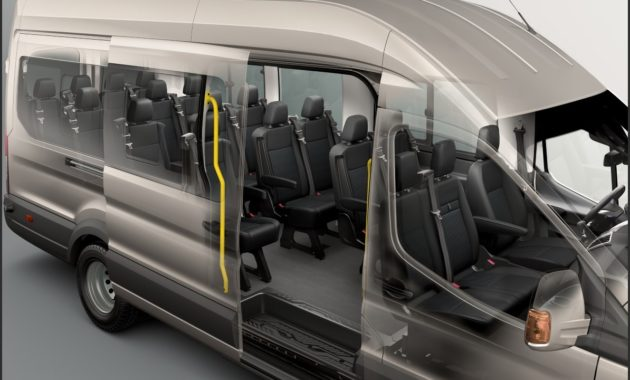 2020 Ford Transit 15 Passengers Bold And Strong Vans