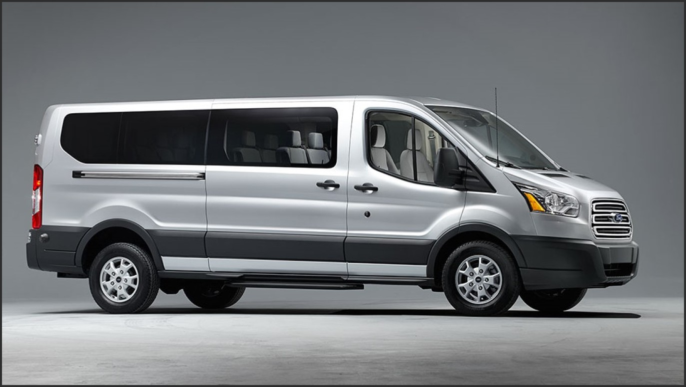 2020 Ford Transit 15 Passenger Van Reviews