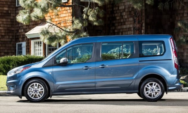 2020 Ford Transit Connect Wagon Redesign Price Release Date