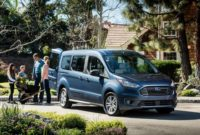 2020 Ford Transit Connect Wagon: Redesign, Price & Release Date