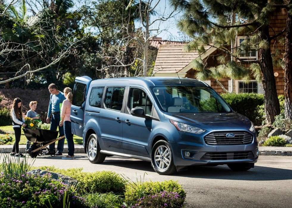 2020 Ford Transit Connect Wagon Review
