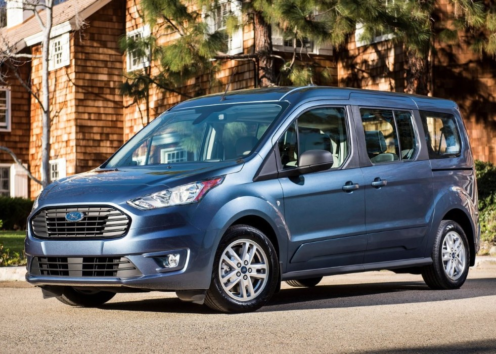 2020 Ford Transit Connect Wagon XLT Release date