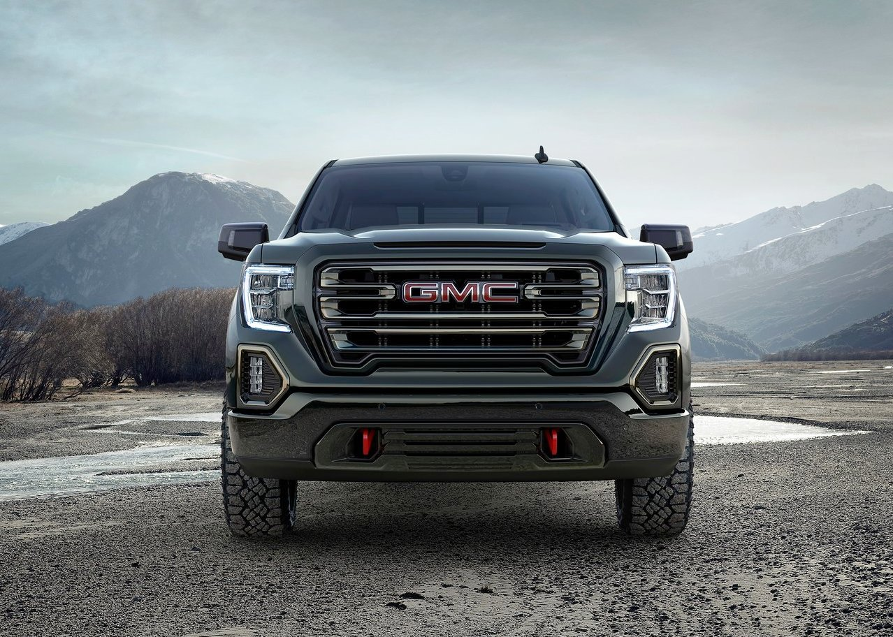 2020 GMC Sierra AT4 Specs & Price
