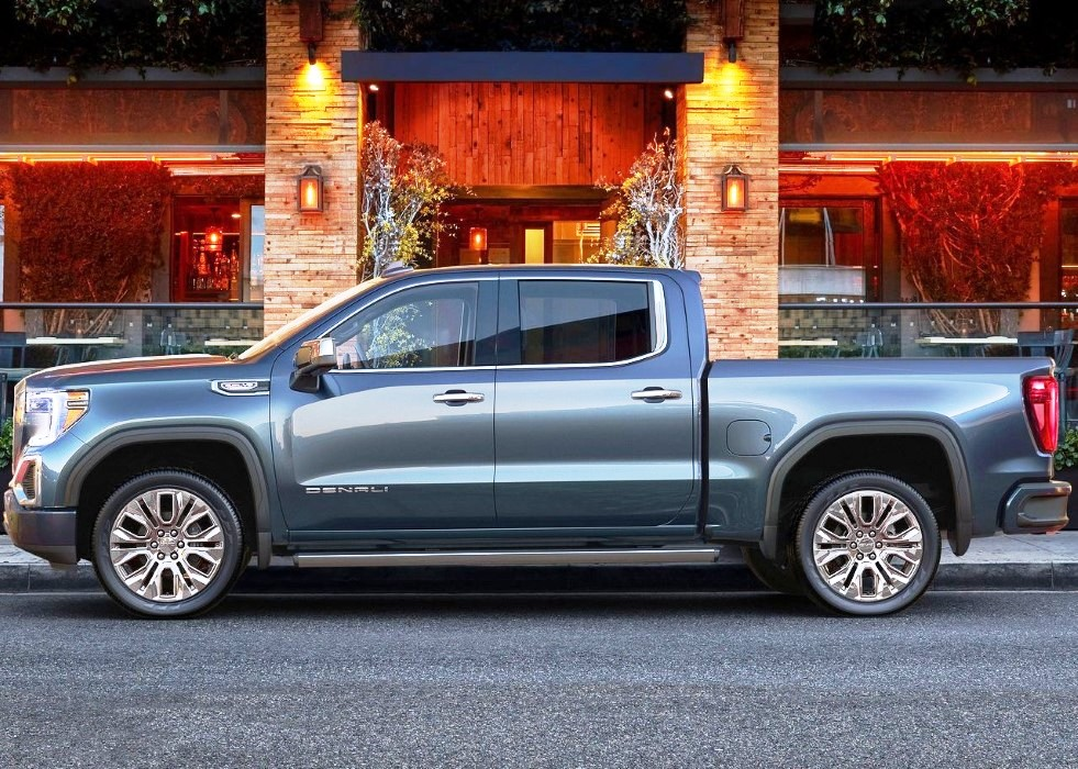 2020 GMC Sierra HD 1500 Denali Towing Capacity