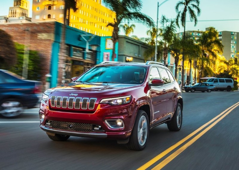 2020 Jeep Grand Cherokee Summit and Price