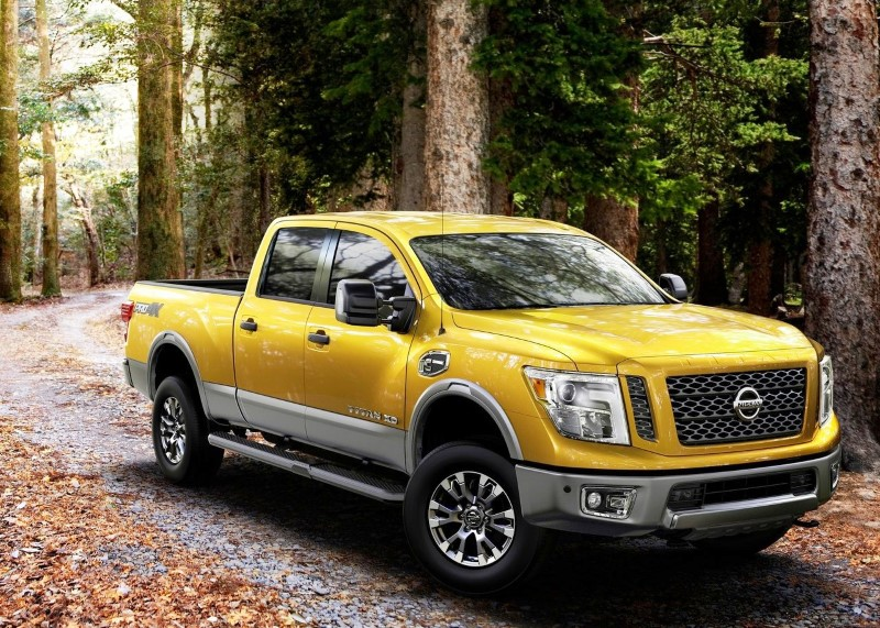 2020 Nissan Titan XD Diesel Price & Lease Options