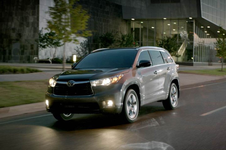 2020 Toyota Highlander Hybrid Changes