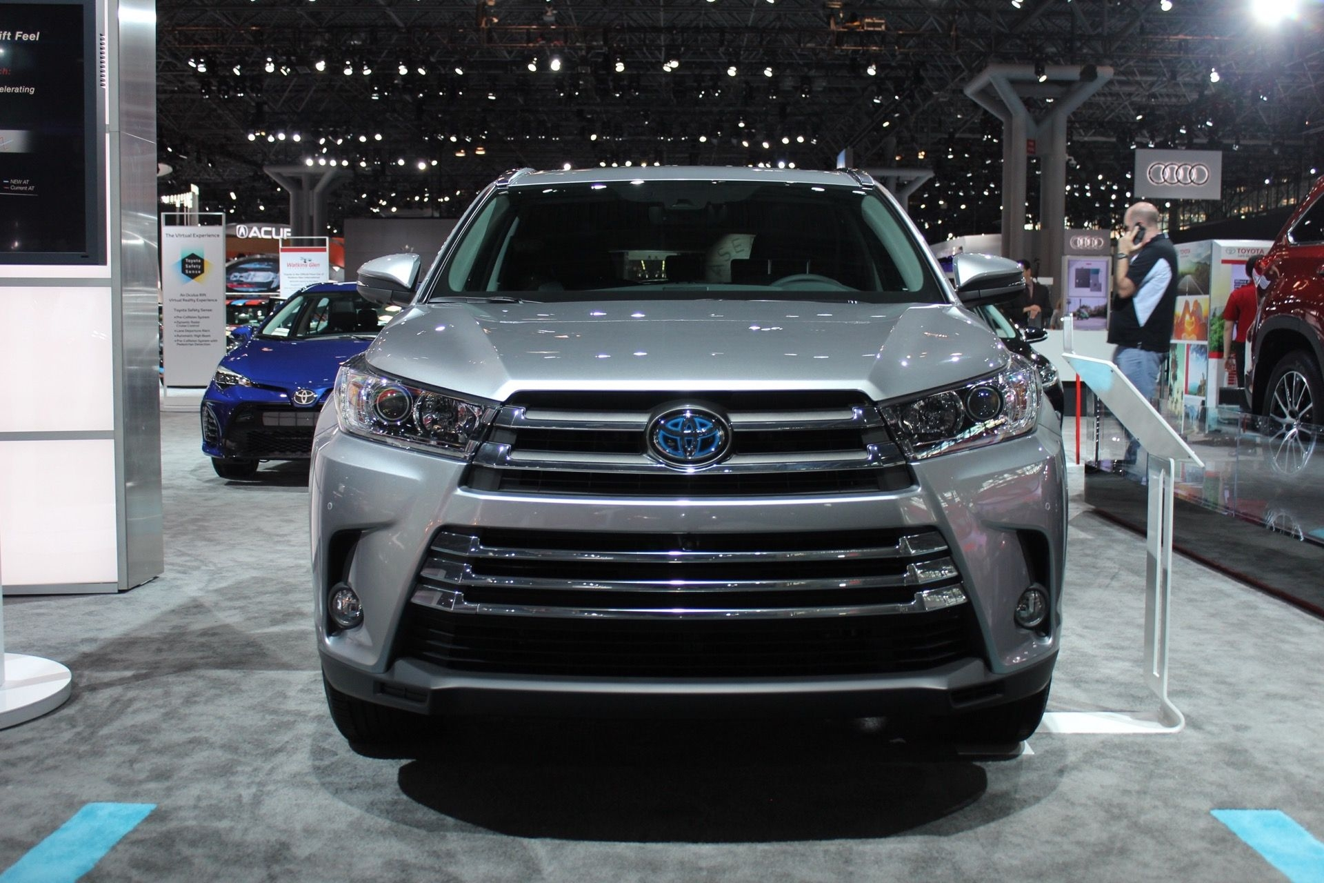 2020 Toyota Highlander Redesign Schedule Years