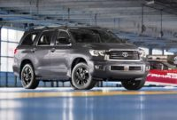 2020 Toyota Sequoia Full-Size SUV Review; Price, Specs & Performance [ UPDATE ]
