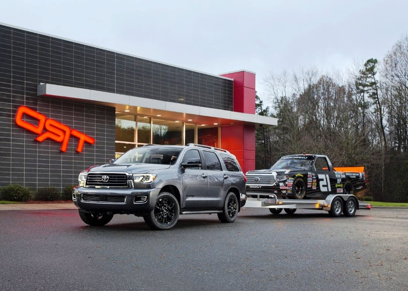 2020 Toyota Sequoia Platinum With TRD Pro