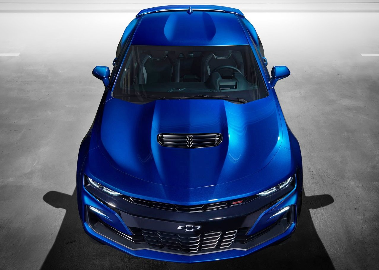 2020 Chevy Camaro SS Preview