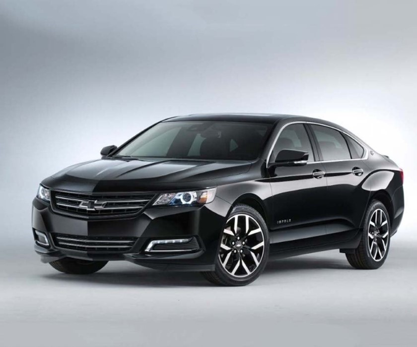 2020 Chevy Impala SS Release Date and Price
