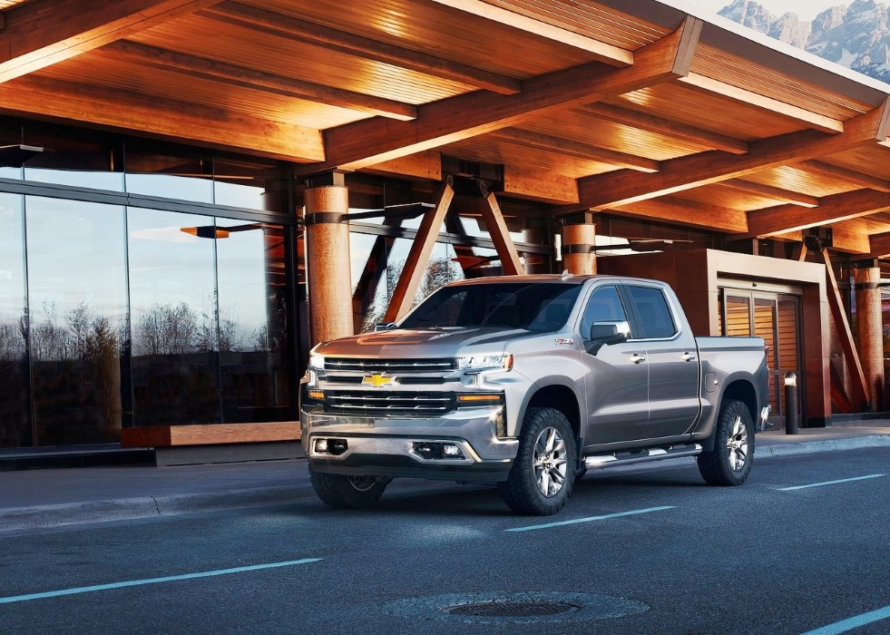 2020 Chevrolet Silverado 1500 Diesel Engine Performance