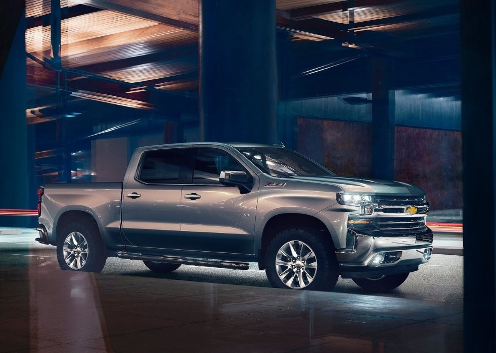 2020 Chevy Silverado 1500 HD Engine Specs