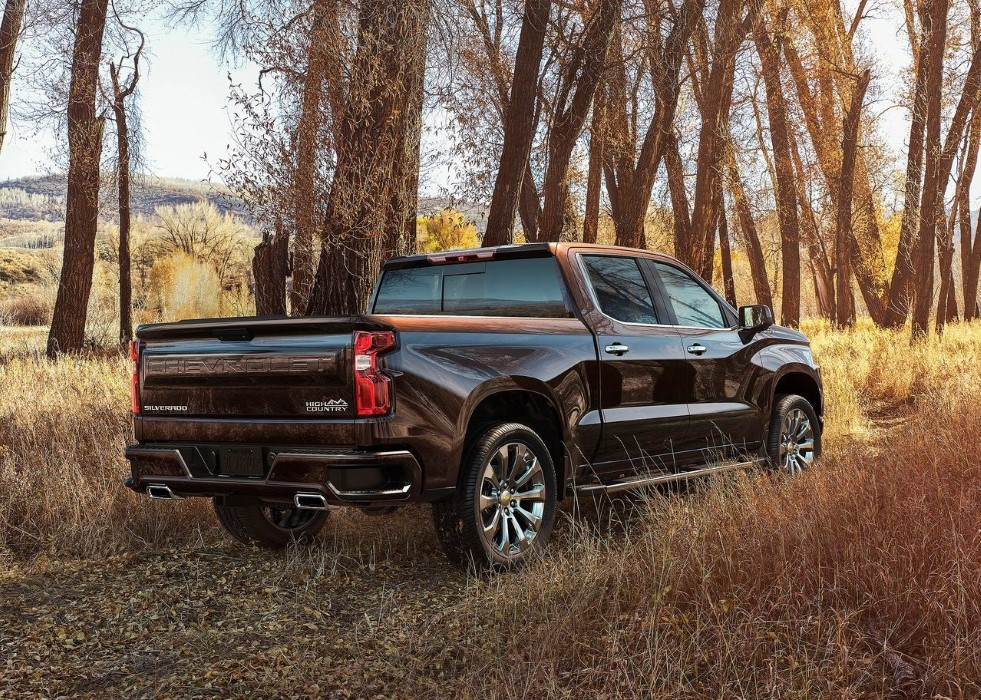 2020 Chevy Silverado 1500 Redesign and Changes