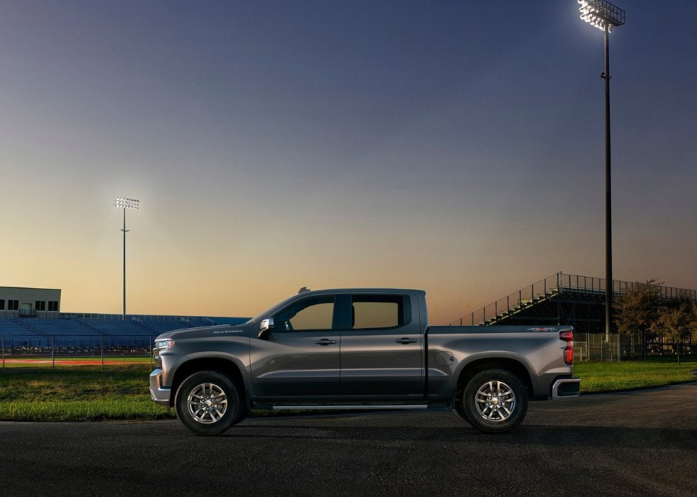 2020 Chevrolet Silverado Heavy Duty Price & Availability