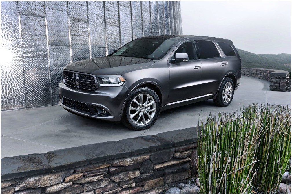 2020 Dodge Durango Changes Exterior & Features