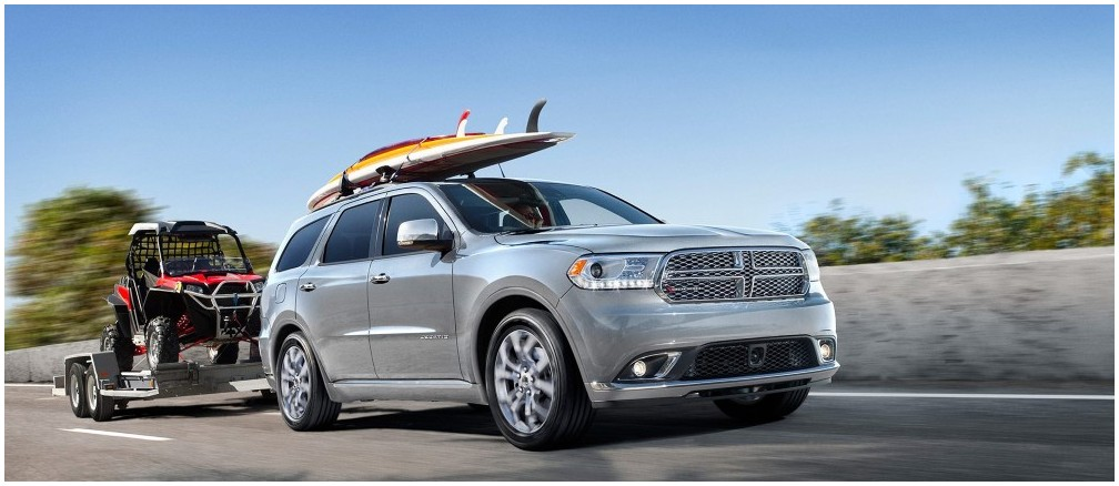 2020 Dodge Durango Towing Capacity