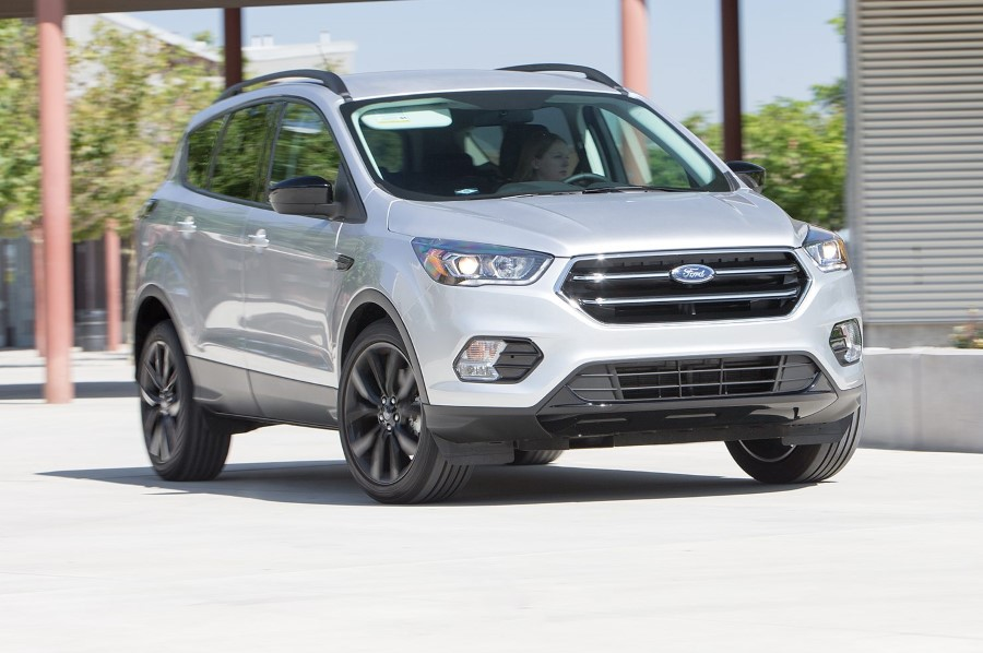 2020 Ford Escape Redesign and Changes