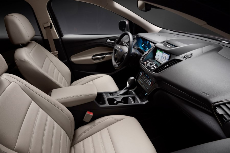 2020 Ford Escape ST Interior Colors Changes