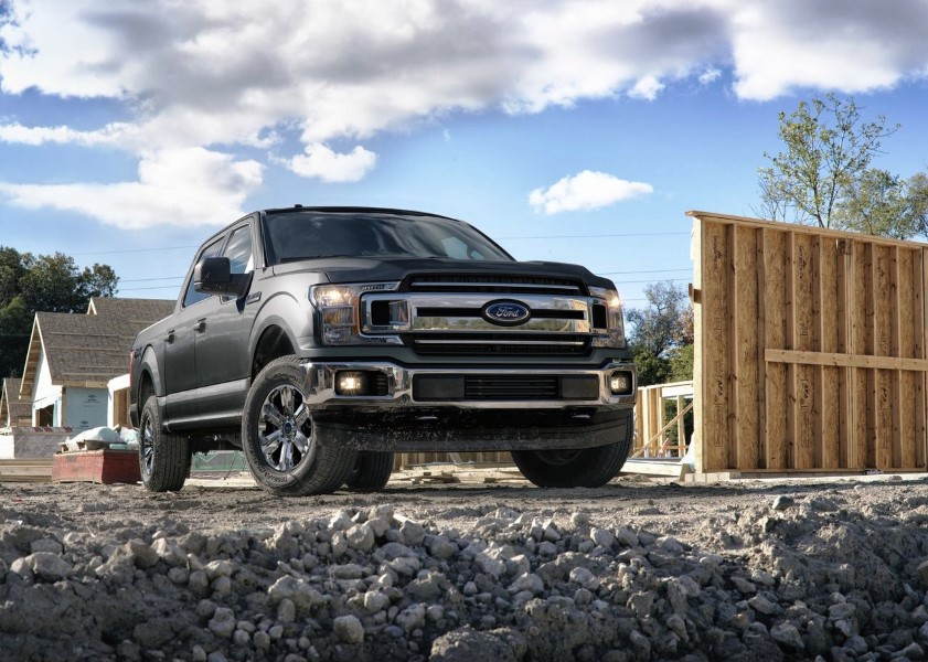 2020 Ford F150 Raptor Color Option; BLACK. RED, WHITE, BLUE