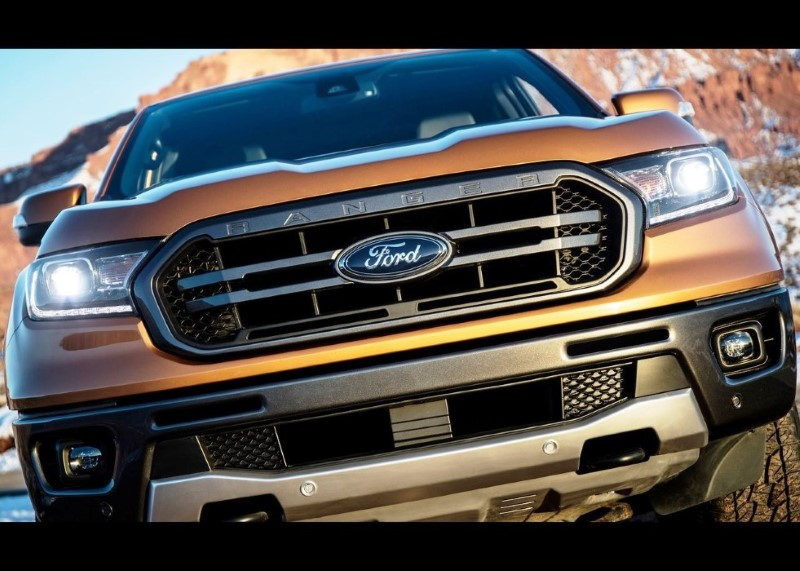 2020 Ford Ranger Autralia Price & Lease Deal
