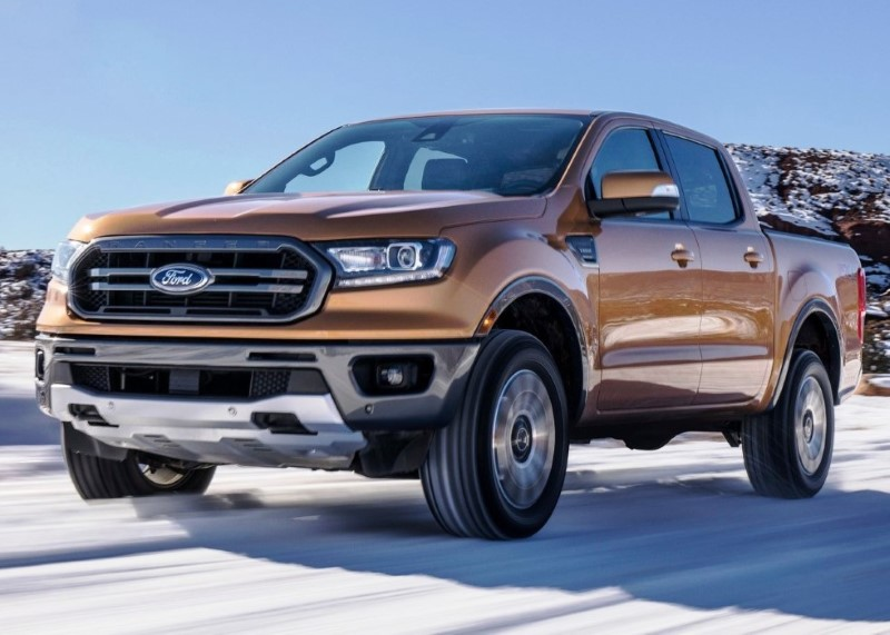 2020 Ford Ranger Price and Release Date USA