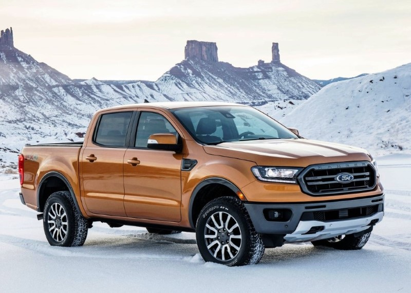 2020 Ford Ranger Raptor USA Price