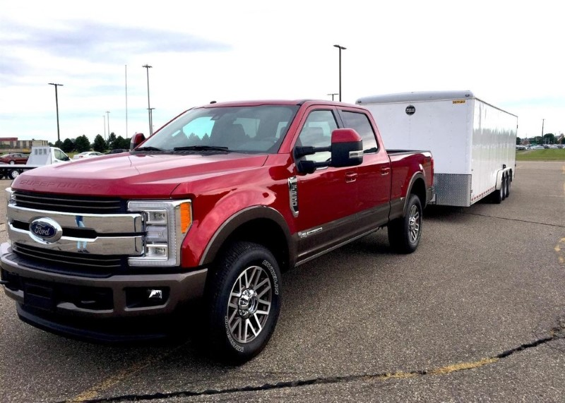 2020 Ford Super Duty F250 MSRP & Availability