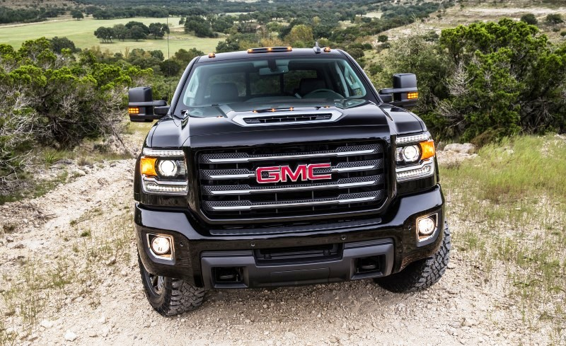 2020 GMC 3500HD Duramax 4X4 Performance