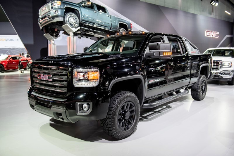 2020 GMC 3500HD Duramax Release Date and Price