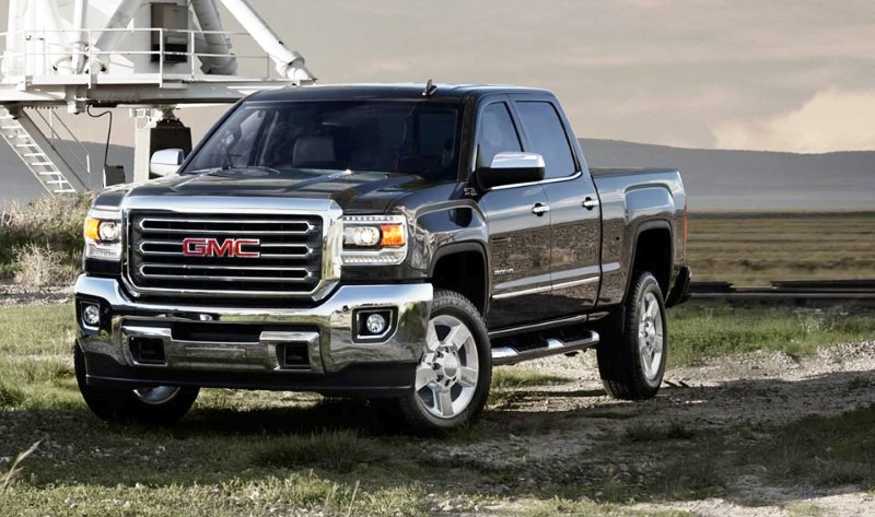 2020 GMC 3500HD Duramax Specs & Features