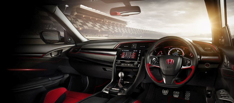 2020 Honda Civic Interior Updates