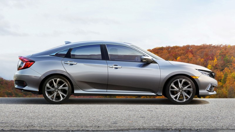 2020 Honda Civic Redsign & Changes