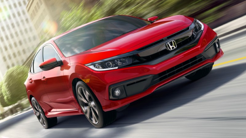 2020 Honda Civic si Coupe Price & Features