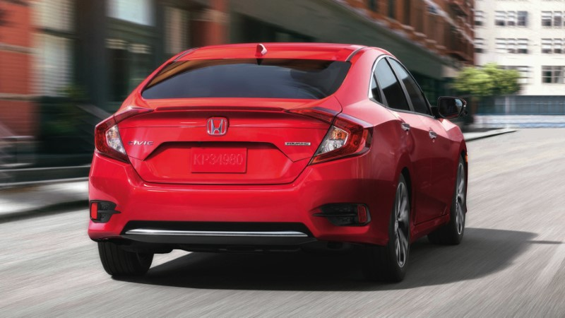 2020 Honda Civic si Coupe Release Date & MSRP