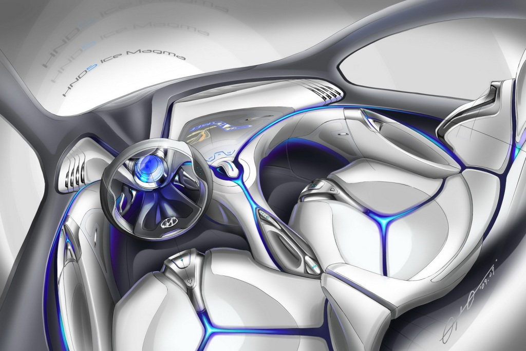 2020 Hyundai Santro Modified Interior