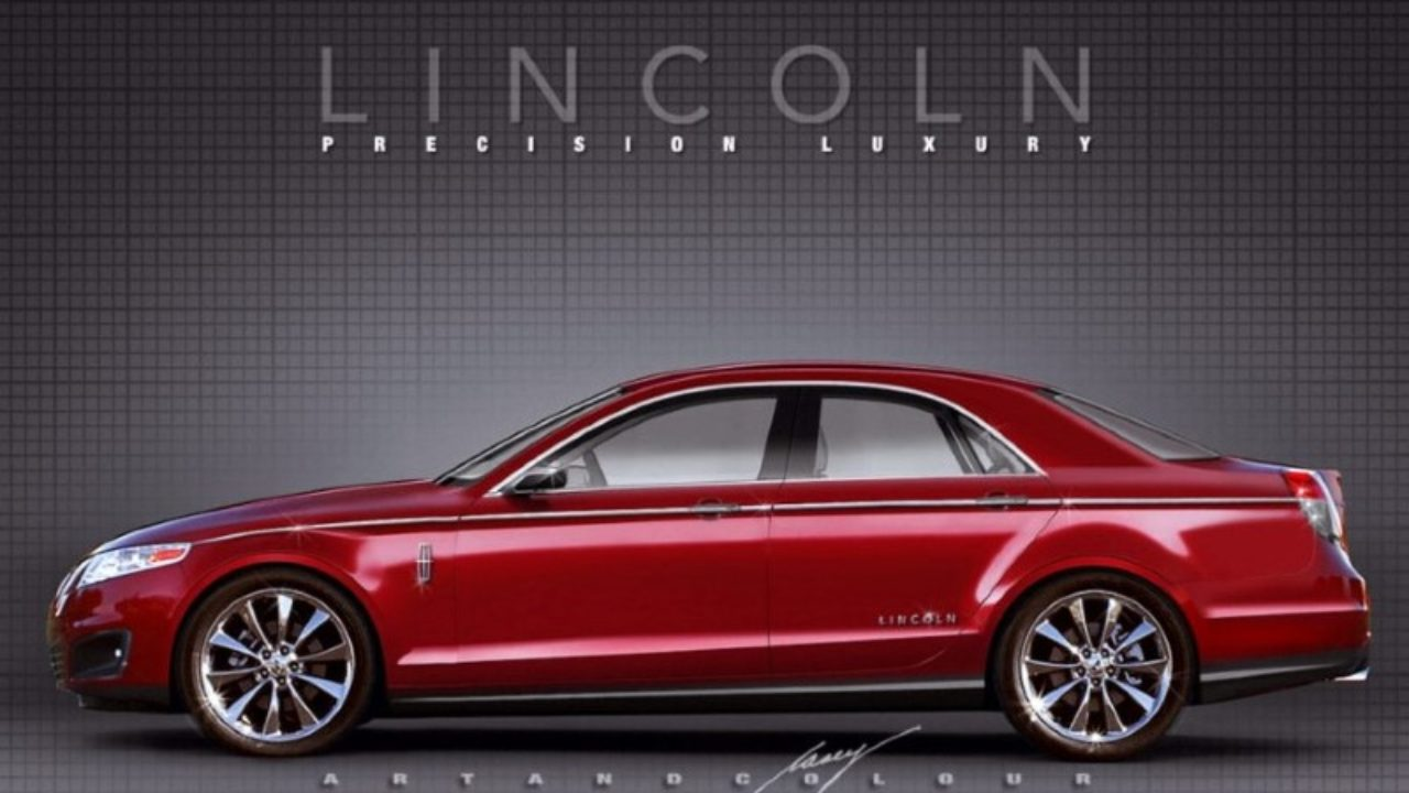2020 Lincoln Town Car Price, Design and Review
