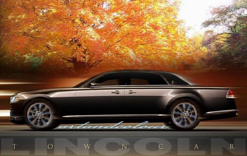 2020 Lincoln Town Car Price Update