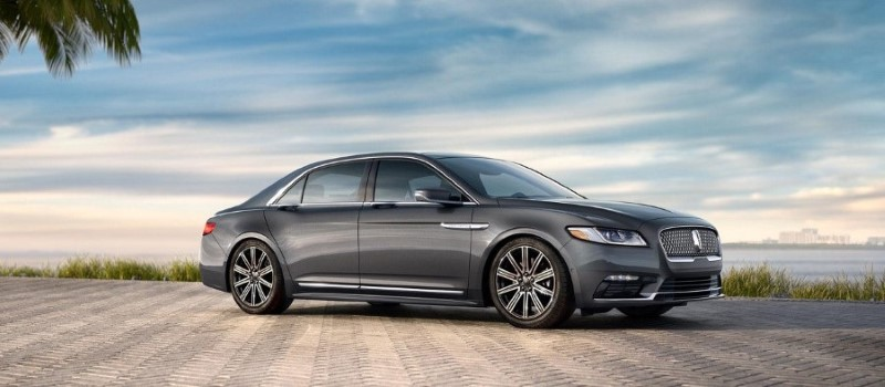 2020 Lincoln Town Car Release Date and Price