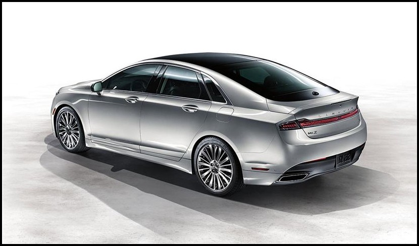 2020 MKZ Lincoln Sedan Release Date and MSRP