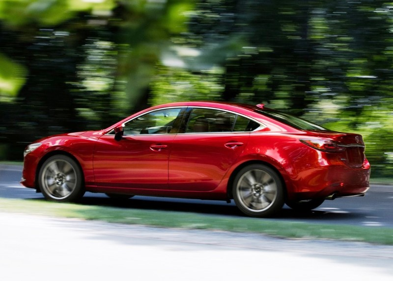 2020 Mazda 6 Review and Rating